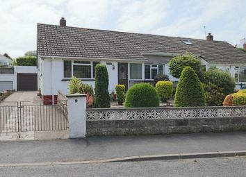 Thumbnail 2 bed semi-detached bungalow for sale in Windsor Road, Barnstaple