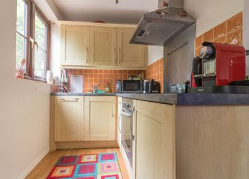 Thumbnail 1 bed terraced house to rent in Brunswick Quays, London