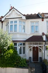 Thumbnail 3 bed terraced house for sale in Branksome Road, Wimbledon