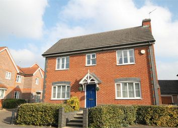 Thumbnail 4 bed detached house for sale in Leonardslee Crescent, Newbury