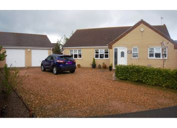 Thumbnail 3 bed detached bungalow for sale in Colsuan Gardens, Long Sutton