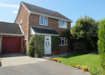 Thumbnail 3 bed link-detached house for sale in Churchill Meadow, Ledbury