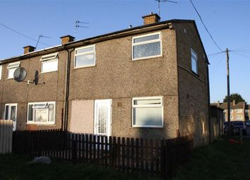 Thumbnail 3 bed town house for sale in Dupont Close, Glenfield, Leicester