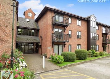 Thumbnail 2 bed flat for sale in The Moorings, Stone, Staffordshire