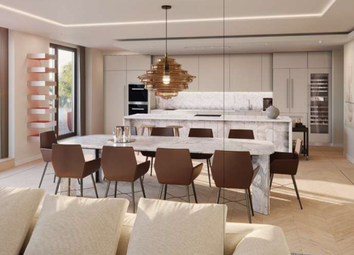 Thumbnail 3 bed flat for sale in Moxon Street, London