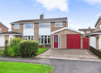 Thumbnail 3 bed semi-detached house to rent in Moss Shaw Way, Radcliffe, Manchester