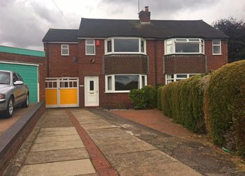 Thumbnail 3 bed semi-detached house to rent in Witney Road, Stafford