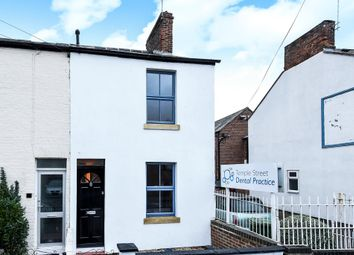 Thumbnail 3 bedroom end terrace house for sale in Temple Street, Oxford