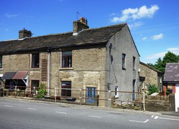Thumbnail 3 bed end terrace house for sale in Buxton Road, Furness Vale, High Peak, Derbyshire