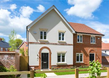 Thumbnail 3 bed semi-detached house for sale in Oakham Park, Old Wokingham Road, Crowthorne