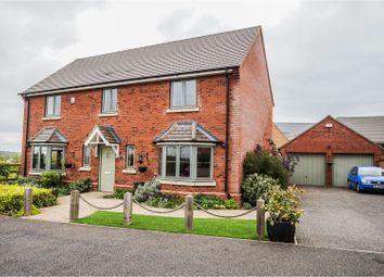 Thumbnail 4 bedroom detached house for sale in Weavers Lane, Oakridge Park