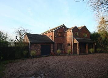 Thumbnail 5 bed detached house for sale in The Brampton, Newcastle-Under-Lyme