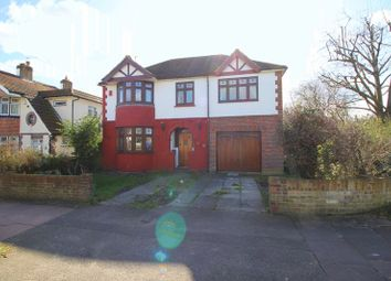 Thumbnail 5 bed detached house for sale in Old Farm Avenue, Sidcup