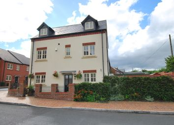 Thumbnail 4 bed link-detached house for sale in Ellens Bank, Lightmoor Village, Telford, Shropshire