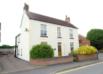 Thumbnail 3 bedroom detached house for sale in Church Lane, Whitwick, Leicestershire