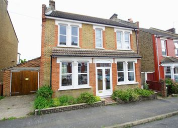 Thumbnail 4 bed detached house for sale in Durham Road, Sidcup, Kent