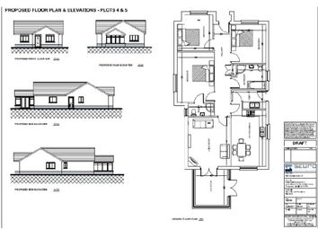 Thumbnail 3 bed detached bungalow for sale in Waterloo Road, Penygroes, Llanelli