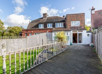 Thumbnail 3 bed semi-detached house for sale in Crydon Road, Wallington