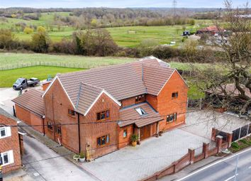Witham Road, Black Notley, Braintree, Essex CM77. 4 bed detached house for sale