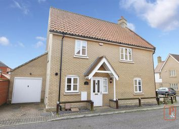 Thumbnail 2 bed semi-detached house for sale in Tayberry Place, Ipswich