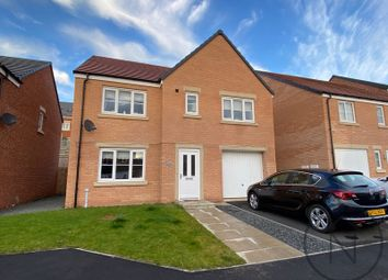 Thumbnail 5 bed detached house for sale in Wordsell Way, Middridge Vale, Shildon