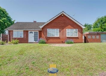 Thumbnail 3 bedroom detached bungalow for sale in Shepherds Avenue, Worksop, Nottinghamshire