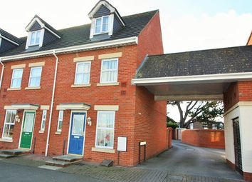 Thumbnail 3 bed property for sale in Powlesland Road, Exeter