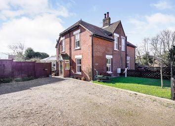 Thumbnail 3 bed semi-detached house for sale in Trimingham, Cromer, Norfolk