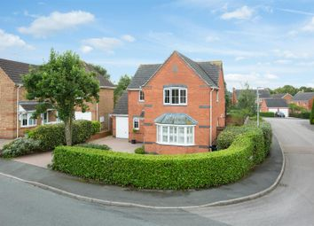 Thumbnail 4 bed property for sale in Burrough Way, Lutterworth