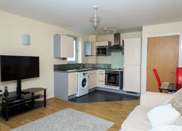 Thumbnail 1 bedroom flat to rent in Centreway Apartments, Axon Place, Ilford