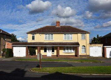 Thumbnail 5 bed detached house to rent in The Drive, Wellingborough