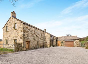 Thumbnail 4 bed barn conversion for sale in Moss Houses Road, Foulridge, Colne, Lancashire