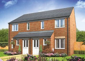 Thumbnail 1 bed terraced house for sale in The Alnwick, Plot 45, Galileo, Cranbrook