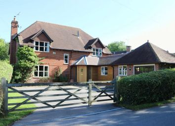 Thumbnail 5 bedroom detached house for sale in Forester Road, Soberton, Southampton