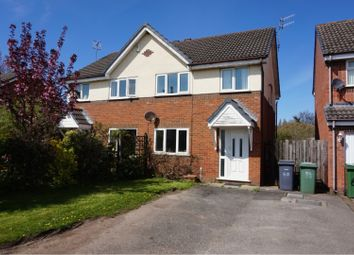 3 bed semi-detached house for sale in Big Meadow Road, Upton CH49