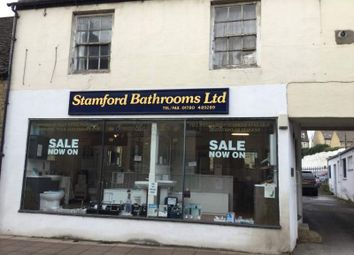 Thumbnail Retail premises for sale in St. Peters Terrace, Water Furlong, Stamford