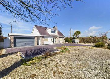 Thumbnail 4 bed detached bungalow for sale in Cerrigceinwen, Bodorgan