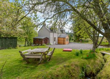 Thumbnail 2 bed detached house for sale in South Persie, Bridge Of Cally, Blairgowrie, Perthshire