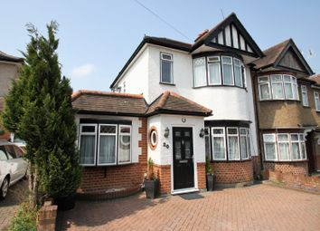 Thumbnail 4 bed semi-detached house for sale in Appledore Avenue, Ruislip