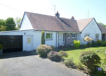 Thumbnail 3 bed semi-detached bungalow to rent in Glenflat, 9 Leonard Crescent, Lockerbie
