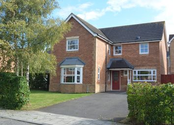 Thumbnail 4 bedroom detached house for sale in Reedsmouth Place, Newcastle Upon Tyne