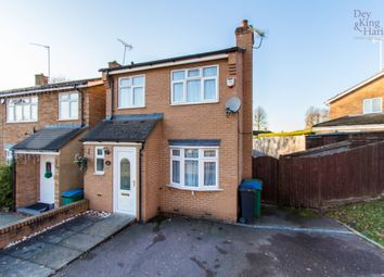 Thumbnail 3 bed detached house to rent in Greenbank Road, Watford