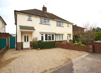 Thumbnail 2 bed semi-detached house for sale in Robertson Way, Ash