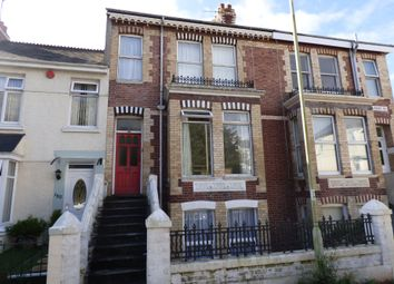 Thumbnail 1 bed terraced house to rent in Salisbury Road, St Judes, Plymouth