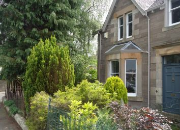 Thumbnail 3 bed semi-detached house to rent in Florence Place, Perth