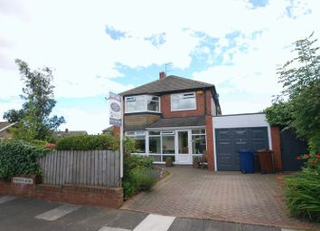 Thumbnail 3 bed semi-detached house for sale in Brinkburn Avenue, Gosforth, Newcastle Upon Tyne
