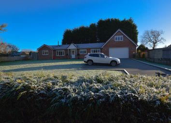 Thumbnail 4 bed detached bungalow for sale in Hague Lane, Renishaw, Sheffield