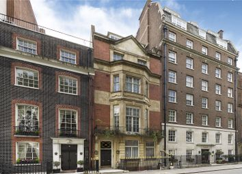 7 bed property for sale in Upper Grosvenor Street, Mayfair, London W1K