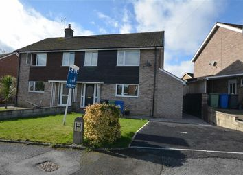 Thumbnail 3 bed semi-detached house for sale in Gower Crescent, Loundsley Green, Chesterfield, Derbyshire