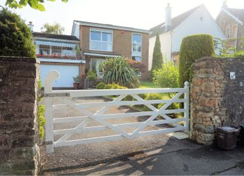Thumbnail 5 bed detached house for sale in Channel Road, Clevedon